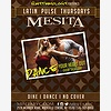 Latin Night at Mesita!