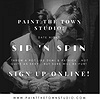 Paint The Town: Sip 'N Sp