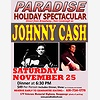 Johnny Cash Holiday Spect