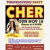 Cher Thanksgiving Party