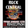 Rock Central at Revolutio