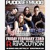 Puddle of Mudd at Revolut