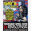 Hip Hop Showcase at Revol