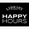 Happy Hour at Library Caf