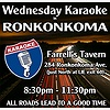 Karaoke Wednesdays in Ron