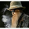 Billy Gibbons with Matt S